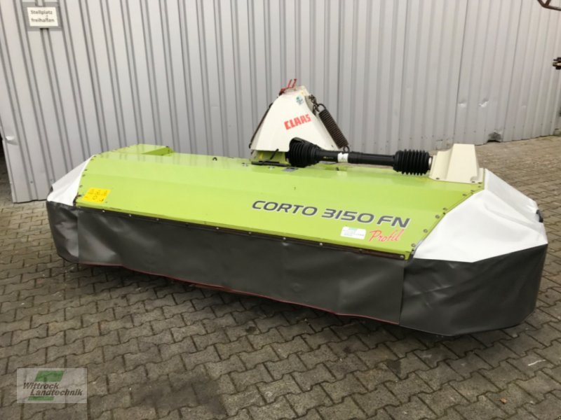 Mähwerk des Typs CLAAS Corto 3150 FN Profil, Gebrauchtmaschine in Rhede / Brual (Bild 1)