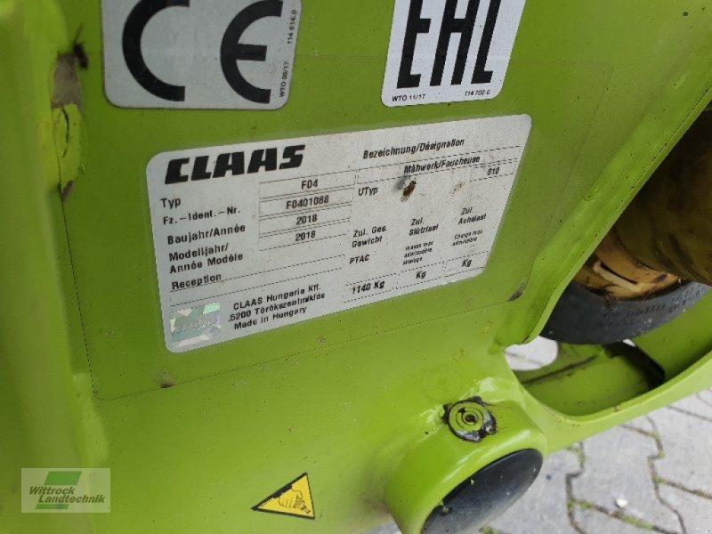 Mähwerk a típus CLAAS Corto 3200 Contour, Gebrauchtmaschine ekkor: Rhede / Brual (Kép 3)