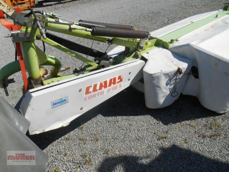 Mähwerk tip CLAAS Corto, Gebrauchtmaschine in Holzhausen (Poză 1)