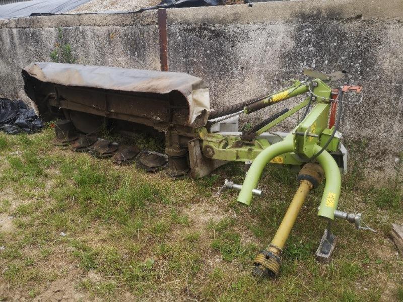 Mähwerk типа CLAAS DISCO 2650, Gebrauchtmaschine в Chauvoncourt (Фотография 1)