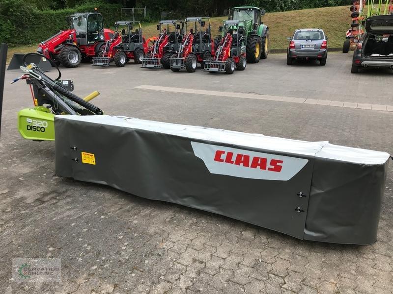 Mähwerk des Typs CLAAS DISCO 320 neu, sofort verfügbar, Neumaschine in Rittersdorf (Bild 3)