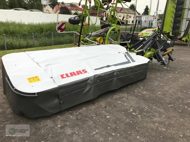 Mähwerk des Typs CLAAS DISCO 360 neu und sofort verfügbar, Neumaschine in Rittersdorf (Bild 2)