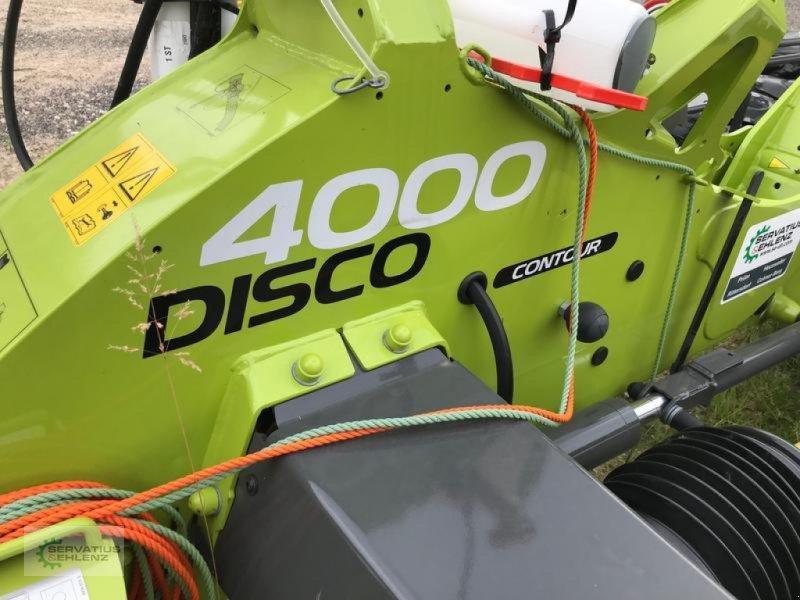 Mähwerk des Typs CLAAS DISCO 4000 neu und sofort verfügbar zum Sonderpreis, Neumaschine in Rittersdorf (Bild 1)