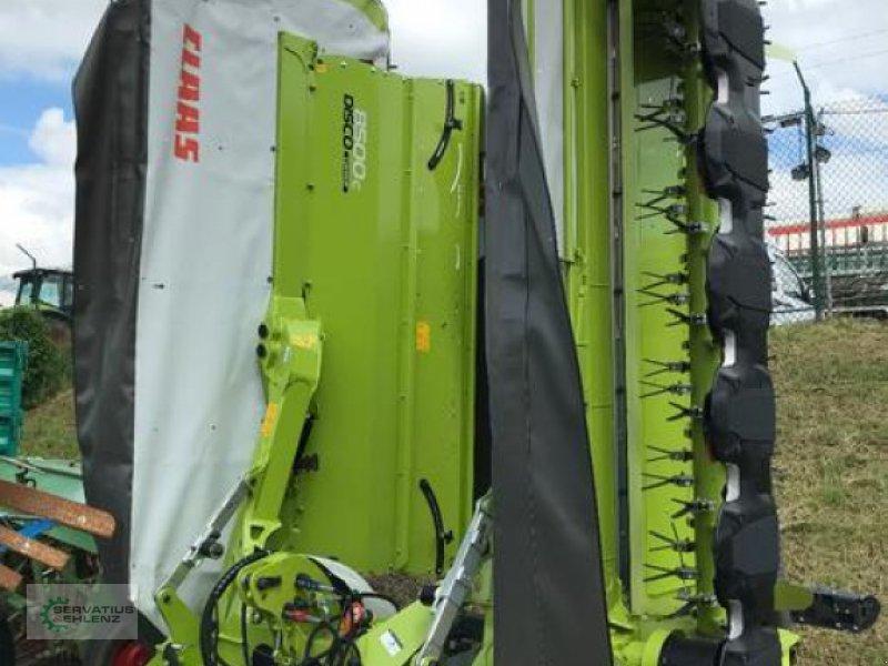 Mähwerk des Typs CLAAS DISCO 8500 C Contour Aufbereiter neu und sofort verfügbar, Neumaschine in Rittersdorf (Bild 1)