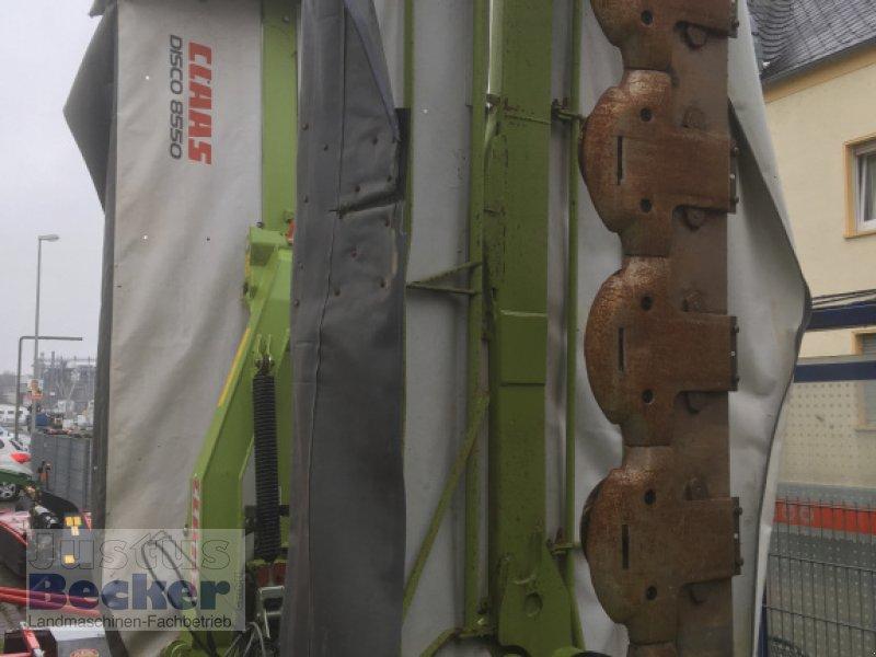 Mähwerk типа CLAAS Disco 8550 Plus, Gebrauchtmaschine в Runkel-Dehrn (Фотография 1)