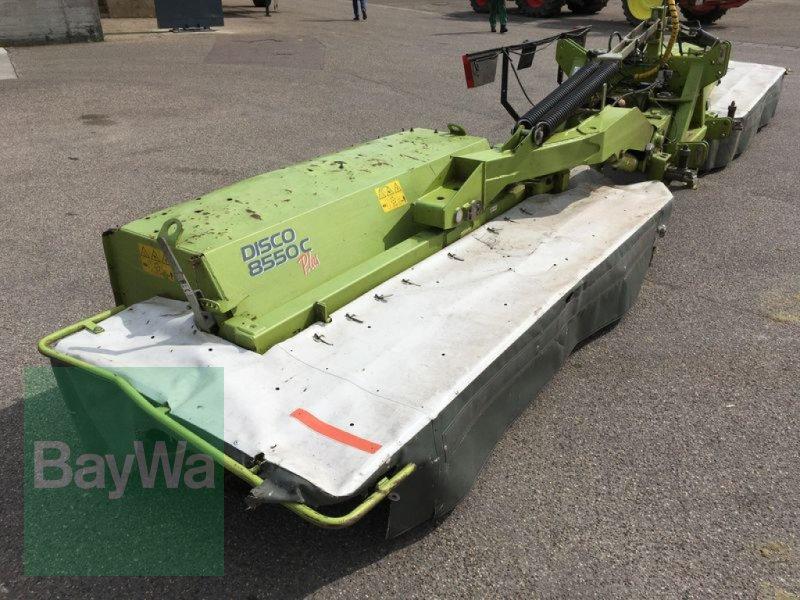 Mähwerk des Typs CLAAS DISCO 8550C PLUS, Gebrauchtmaschine in Obertraubling (Bild 2)