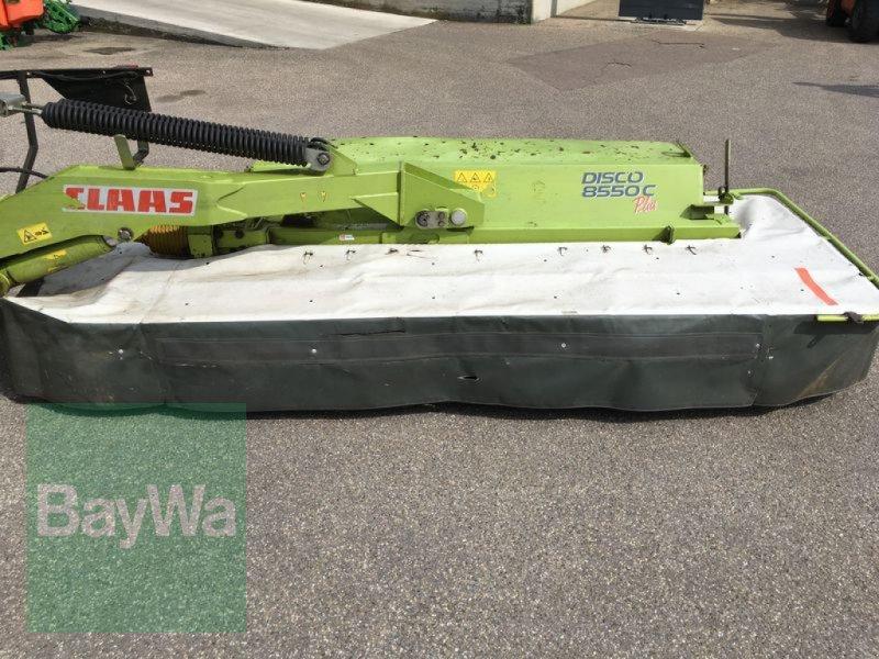 Mähwerk des Typs CLAAS DISCO 8550C PLUS, Gebrauchtmaschine in Obertraubling (Bild 7)