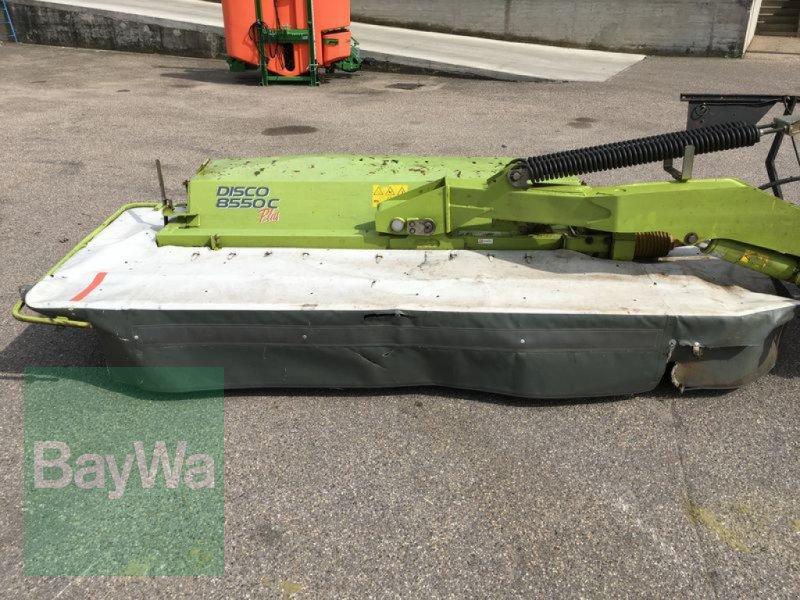 Mähwerk des Typs CLAAS DISCO 8550C PLUS, Gebrauchtmaschine in Obertraubling (Bild 11)