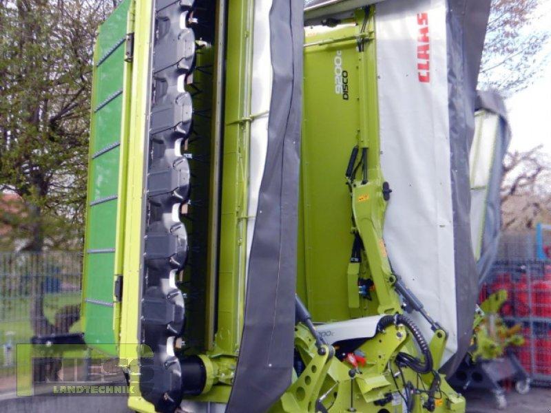 Mähwerk des Typs CLAAS DISCO 9200 CAS, Gebrauchtmaschine in Homberg (Ohm) - Maulbach (Bild 1)