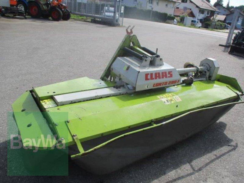 Mähwerk des Typs CLAAS GEBR. MÄHWERK CLAAS CORTO 290F, Gebrauchtmaschine in Schönau b.Tuntenhausen (Bild 4)