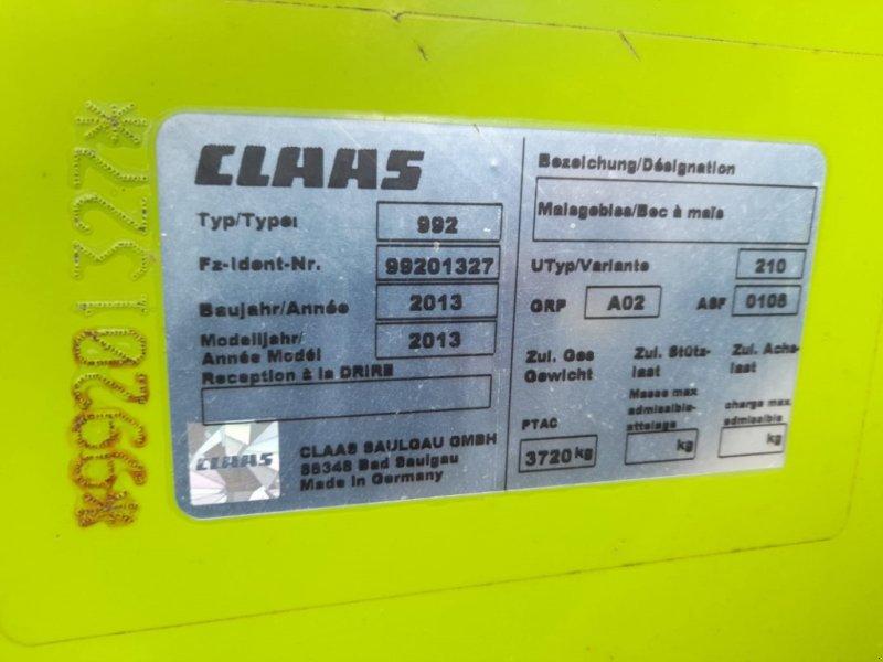 Mähwerk типа CLAAS ORBIS 900 AC TS Pro, Gebrauchtmaschine в Liebenwalde (Фотография 14)