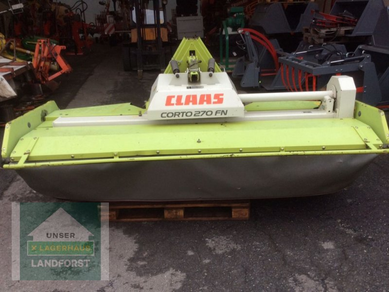 Mähwerk des Typs CLAAS Trommelmähwerk, Gebrauchtmaschine in Murau (Bild 1)