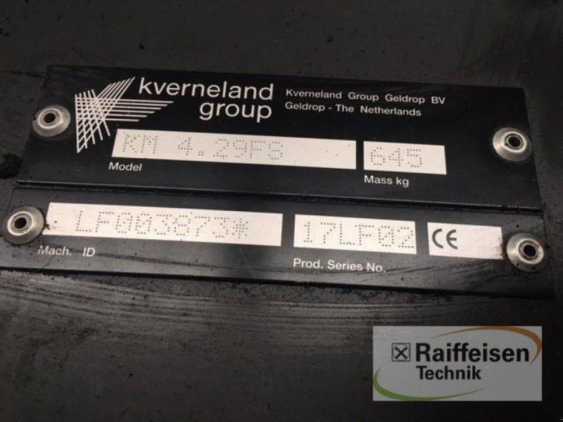 Mähwerk des Typs Deutz-Fahr Deutz Fahr KM 4.29 FS, Gebrauchtmaschine in Itzehoe (Bild 5)