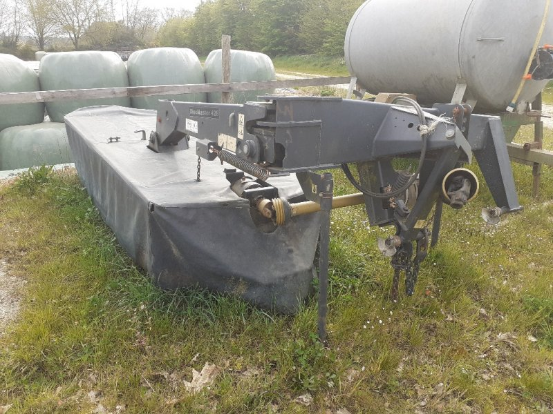 Mähwerk типа Deutz-Fahr DISCMASTER 428, Gebrauchtmaschine в LES TOUCHES (Фотография 1)