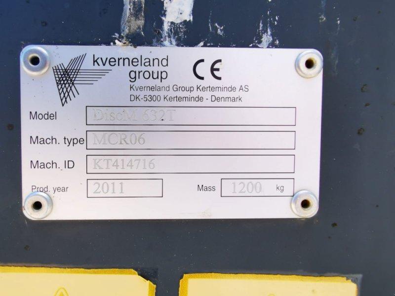 Mähwerk des Typs Deutz-Fahr Discmaster 632 T, Gebrauchtmaschine in Günzach (Bild 5)