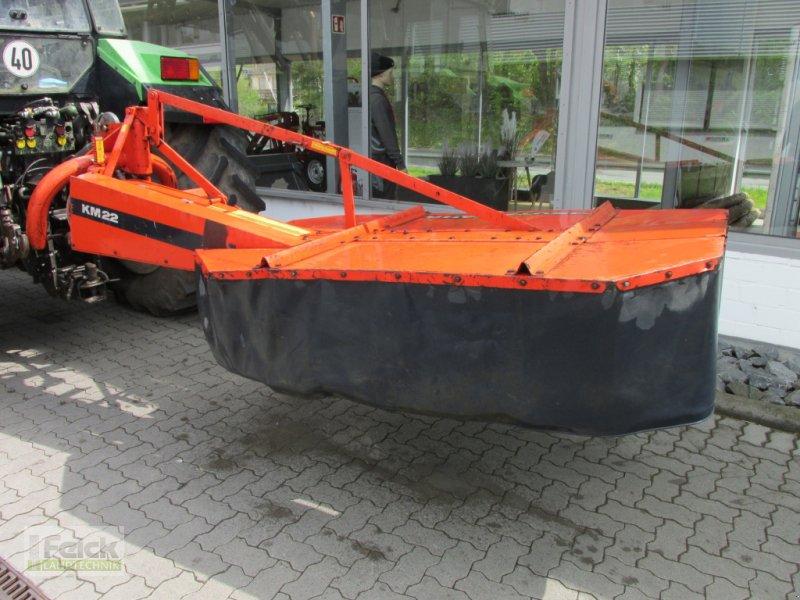 Mähwerk типа Deutz-Fahr KM 22, Gebrauchtmaschine в Reinheim (Фотография 1)
