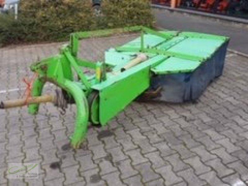 Mähwerk des Typs Deutz-Fahr KM 24, Gebrauchtmaschine in Neustadt (Bild 1)