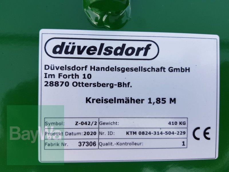 Mähwerk des Typs Düvelsdorf d-cut 185, Gebrauchtmaschine in Bamberg (Bild 5)