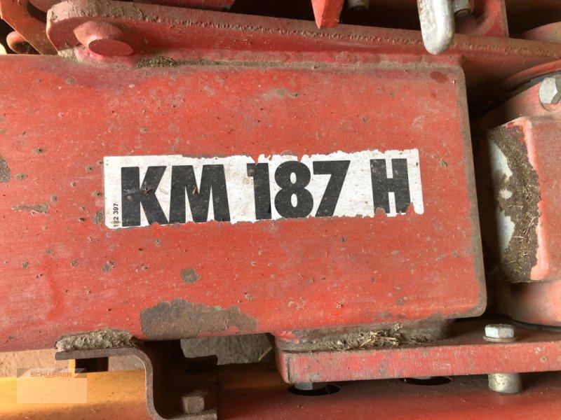 Mähwerk des Typs Fella KM 187 H, Gebrauchtmaschine in Schwandorf (Bild 3)