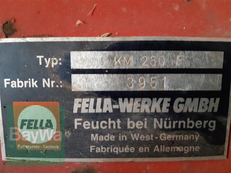 Mähwerk des Typs Fella KM 250 F, Gebrauchtmaschine in Brackenheim (Bild 2)