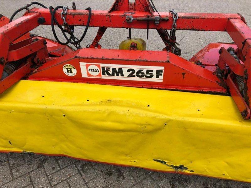 Mähwerk des Typs Fella KM 265 F, Gebrauchtmaschine in Itterbeck (Bild 1)