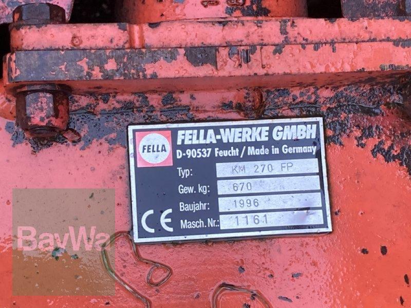 Mähwerk des Typs Fella KM 270 FP, Gebrauchtmaschine in Obertraubling (Bild 13)