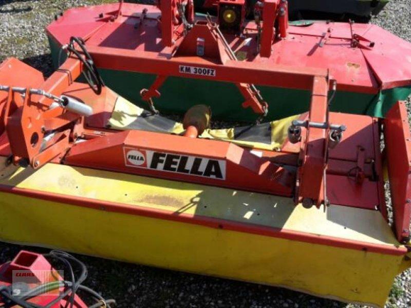 Mähwerk des Typs Fella KM 300 FZ, Gebrauchtmaschine in Bordesholm (Bild 1)