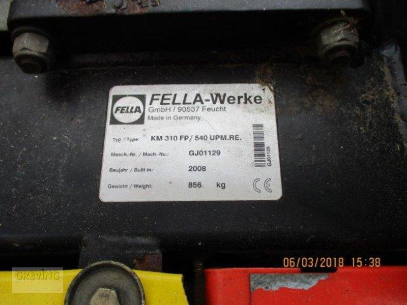 Mähwerk des Typs Fella KM 310 FP, Gebrauchtmaschine in Wettringen (Bild 9)