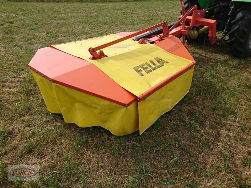 Mähwerk des Typs Fella KM167 wenig benutzt, Gebrauchtmaschine in Trochtelfingen (Bild 4)