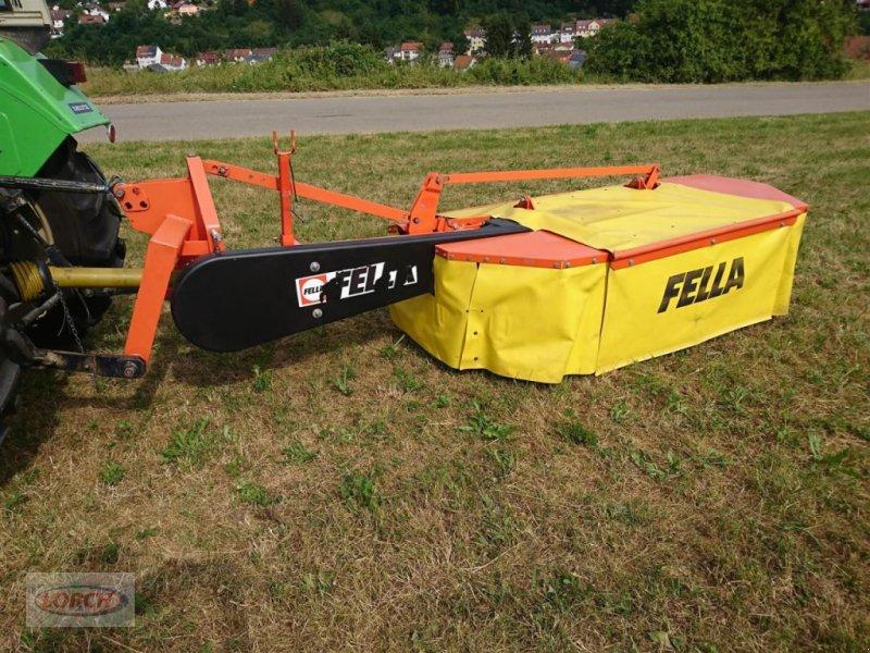 Mähwerk des Typs Fella KM167 wenig benutzt, Gebrauchtmaschine in Trochtelfingen (Bild 1)