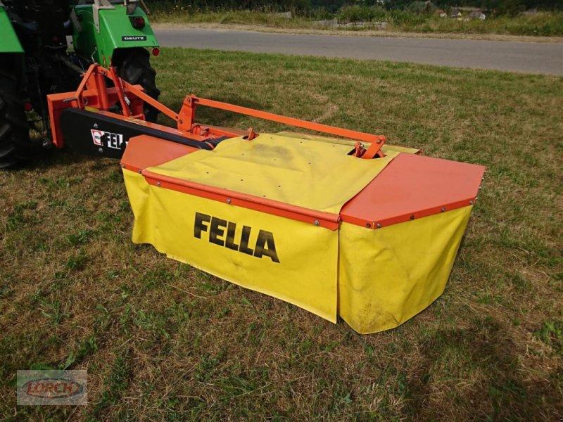 Mähwerk des Typs Fella KM167 wenig benutzt, Gebrauchtmaschine in Trochtelfingen (Bild 3)