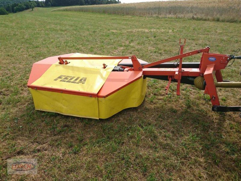 Mähwerk des Typs Fella KM167 wenig benutzt, Gebrauchtmaschine in Trochtelfingen (Bild 2)