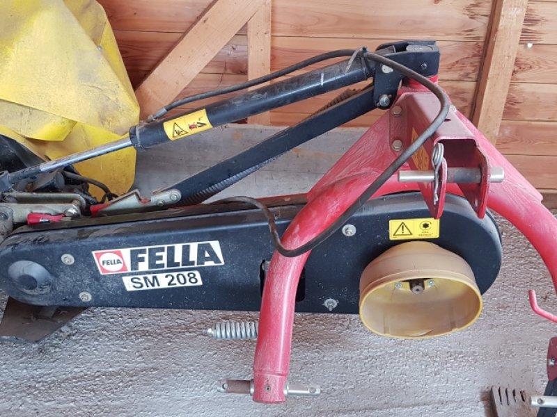 Mähwerk des Typs Fella SM 208, Gebrauchtmaschine in Hallwang (Bild 1)