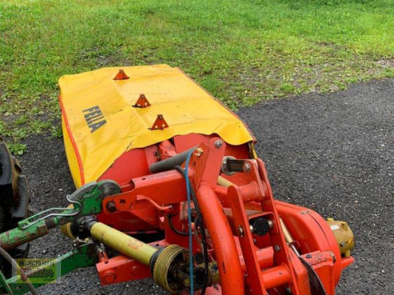 Mähwerk des Typs Fella SM 210 mit Aufbereiter, Gebrauchtmaschine in Kötschach (Bild 1)