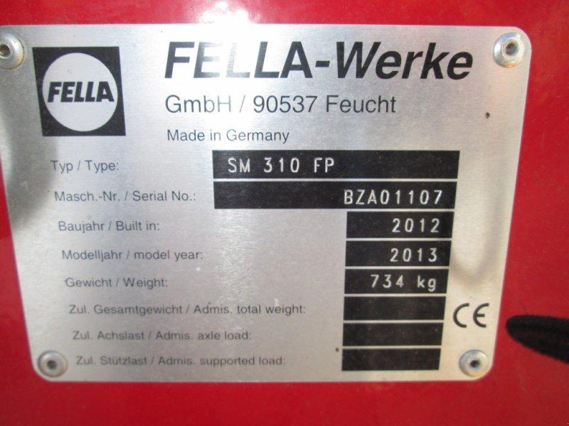 Mähwerk des Typs Fella SM 310 FP, Gebrauchtmaschine in Wülfershausen (Bild 6)