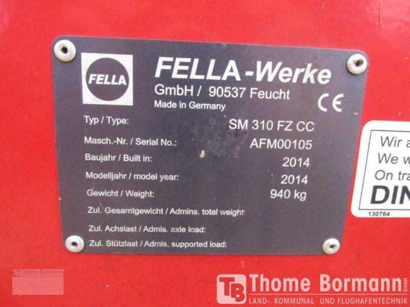 Mähwerk des Typs Fella SM 310 FZ CC, Gebrauchtmaschine in Prüm (Bild 5)