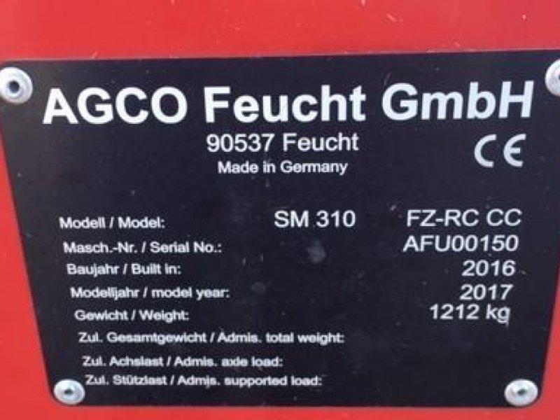 Mähwerk des Typs Fella SM 310 FZ-RC CC, Gebrauchtmaschine in VESOUL (Bild 1)