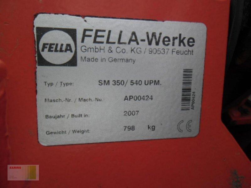 Mähwerk des Typs Fella SM 350, Gebrauchtmaschine in Schenefeld (Bild 2)