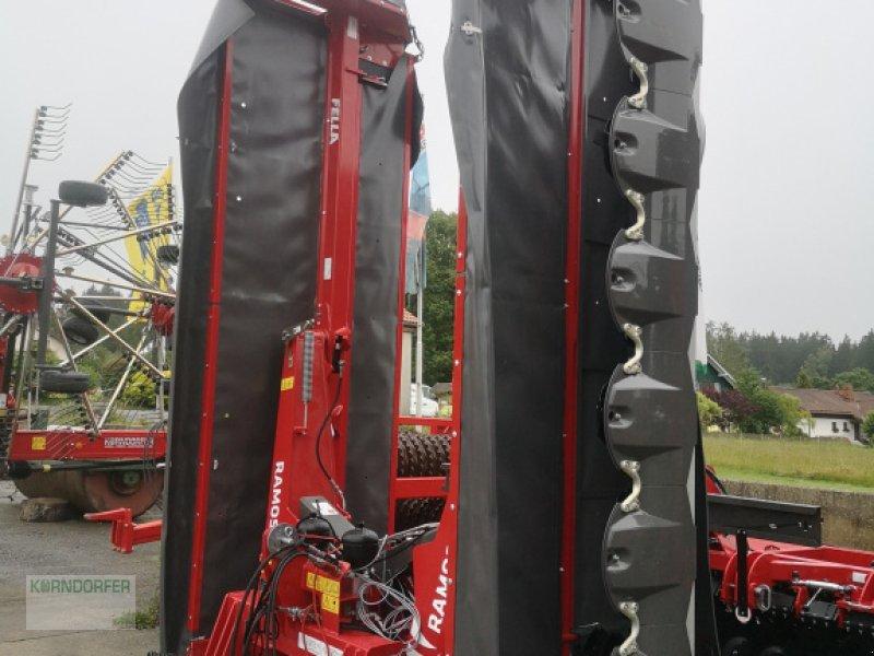 Mähwerk des Typs Fella SM 991 TL, Neumaschine in Rehau (Bild 1)