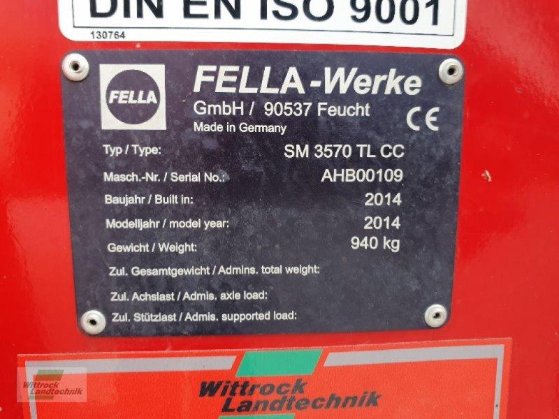 Mähwerk a típus Fella SN 3570 TL CC, Gebrauchtmaschine ekkor: Rhede / Brual (Kép 4)