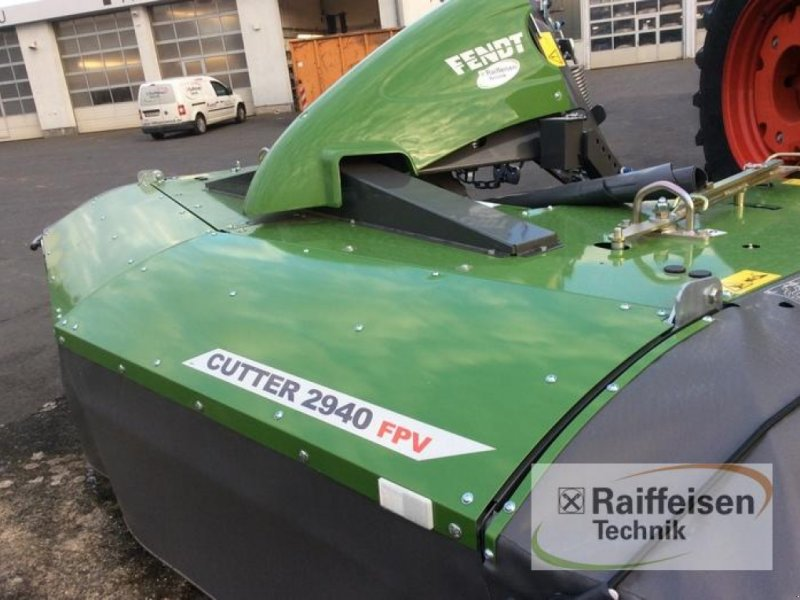 Mähwerk des Typs Fendt Cutter 2940 FPV, Neumaschine in Marburg - Cappel (Bild 1)