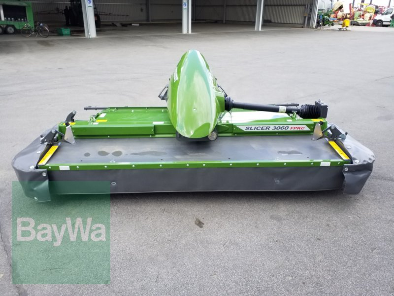 Mähwerk des Typs Fendt Slicer 3060 FPKC, Gebrauchtmaschine in Bamberg (Bild 6)