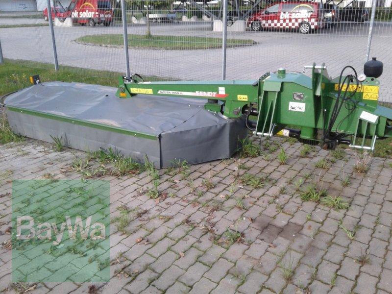 Mähwerk des Typs Fendt SLICER 3060 TL, Neumaschine in Jengen (Bild 1)