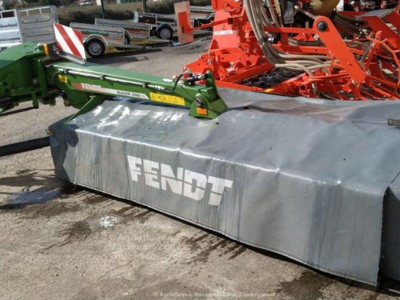 Mähwerk des Typs Fendt Slicer 3060, Gebrauchtmaschine in COGNAC LA FORET (Bild 1)