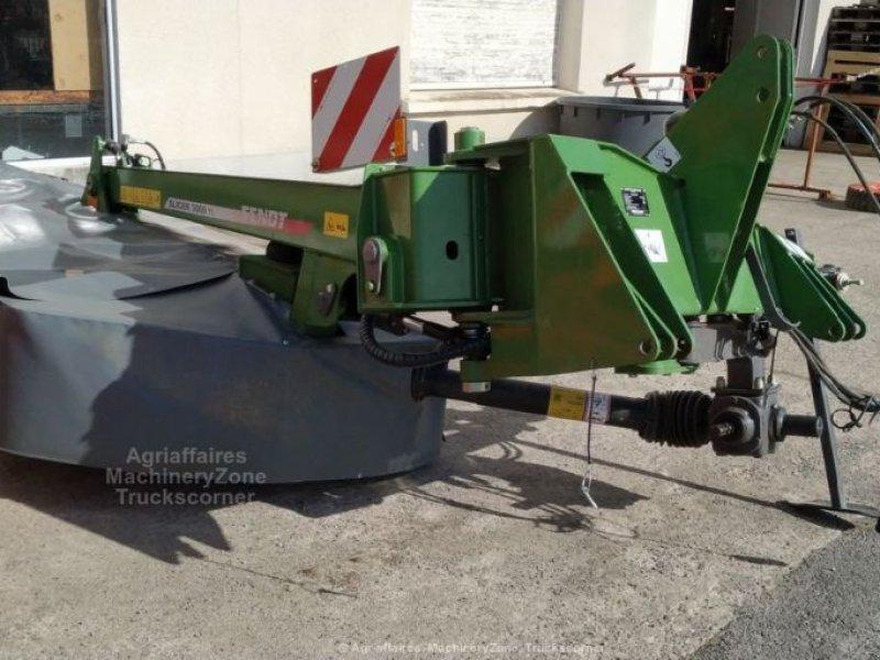 Mähwerk des Typs Fendt Slicer 3060, Gebrauchtmaschine in COGNAC LA FORET (Bild 2)