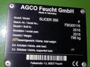 Fendt Slicer 350 P Mähwerk