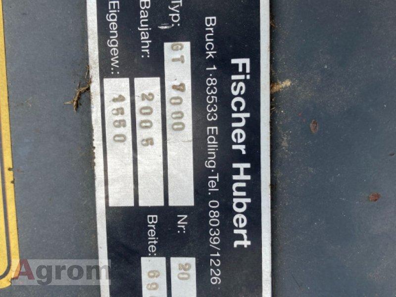 Mähwerk des Typs Fischer / Deutz-Fahr GT 7000 Front-Schmetterlingmähwerk, Gebrauchtmaschine in Meißenheim-Kürzell (Bild 14)