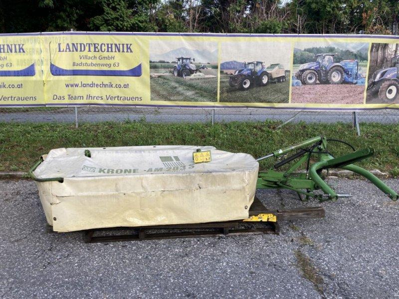 Mähwerk типа Krone AM 203 S, Gebrauchtmaschine в Villach (Фотография 1)