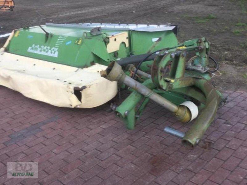 Mähwerk typu Krone AM 243 CV  - Heck, Gebrauchtmaschine w Spelle (Zdjęcie 1)