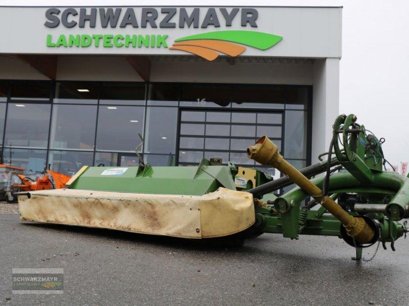 Mähwerk des Typs Krone AM 243 CV mit Zinkenaufbereiter, Gebrauchtmaschine in Gampern (Bild 1)